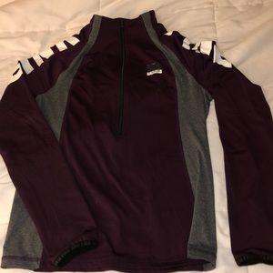 Never worn Victoria Secret 1/4 zip jacket